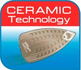 Tecnología Ceramic para un fácil deslizamiento